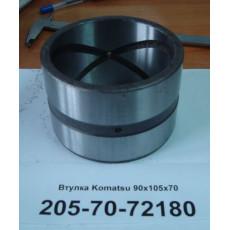 Втулка (Рукоять - стрела) 205-70-72180 Komatsu PC200