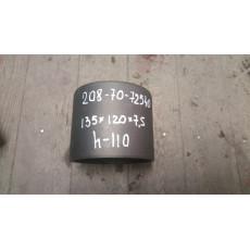 Втулка 208-70-72540/208-70-72541 Komatsu PC400