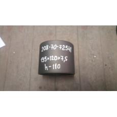 Втулка 208-70-72541 Komatsu PC400